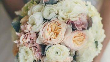 مدل های دسته گل عروس جدید و اروپایی سال 2020
