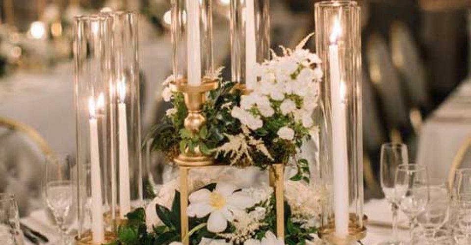 شمع آرایی عروسی