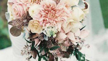 مواردی در انتخاب دسته گل عروس