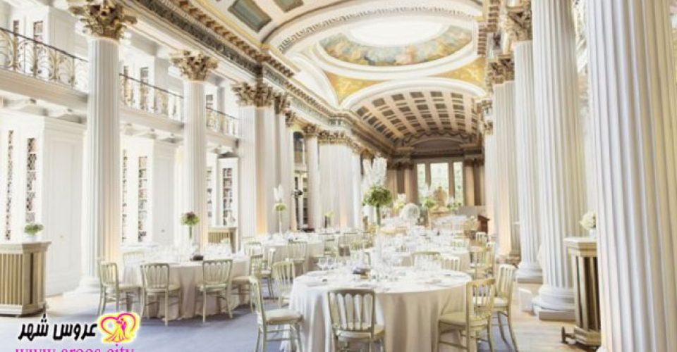 نکاتی درخصوص میز شام در مجالس عروسی
