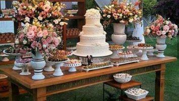 انتخاب فینگر فود برای جشن عروسی
