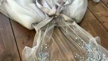 جدیدترین مدل های لباس عروس پوشیده سال 2020