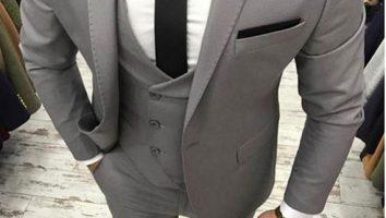 مشکلات انتخاب لباس دامادی