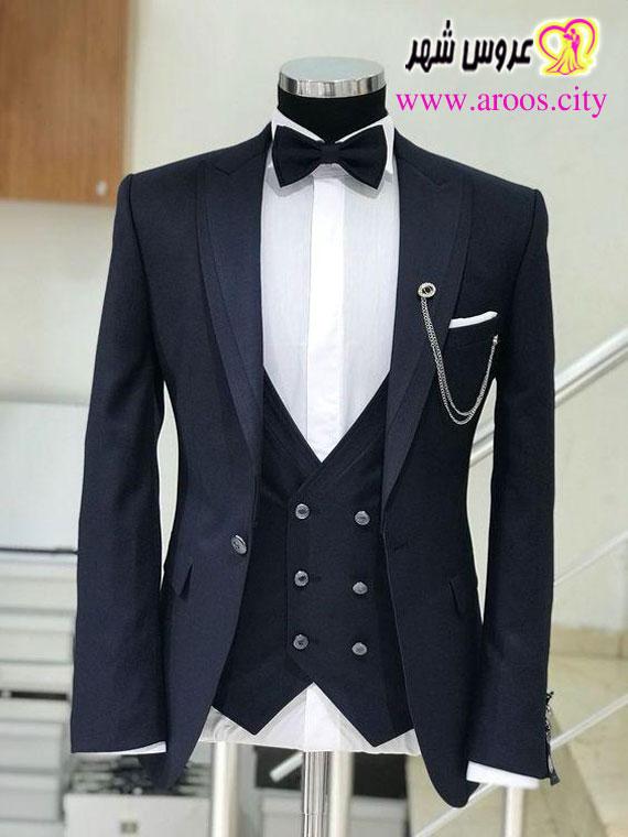 راهنمای کامل انتخاب لباس داماد برای شب عروسی