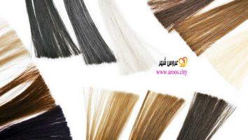 گرافن به جای رنگ مو