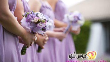 لباس ساقدوش عروس و داماد را چطور انتخاب کنیم؟