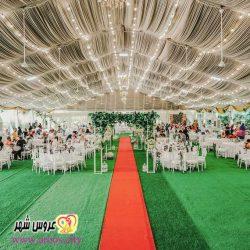 عروس شهر - خدمات زیبایی - خدمات مراس عروسی