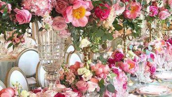 ایده جدید گل آرایی باغ عروس سال 2020