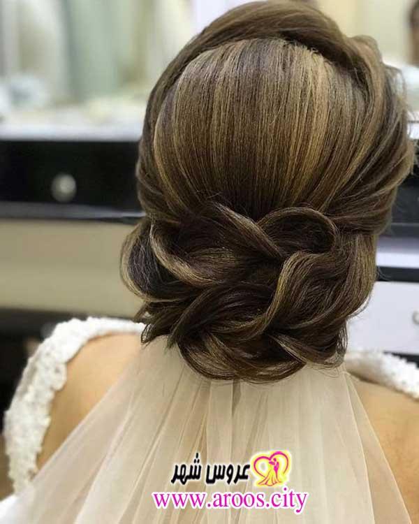 انواع مدل مو جدید سال 2020 برای جشن عروسی