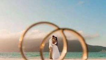 ایده های جالب عکاسی عروس و داماد