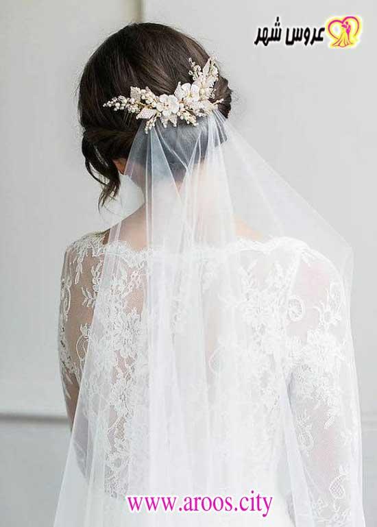 تور عروس ساده جدید سال 2020