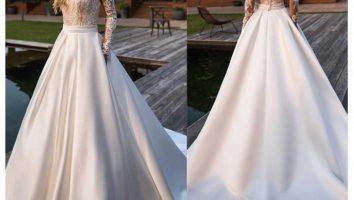 نکاتی در مورد لباس عروس