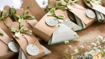نکاتی برای انتخاب گیفت های عروسی