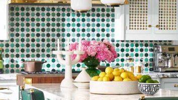 چند مدل دیزاین آشپزخانه برای منزل عروس