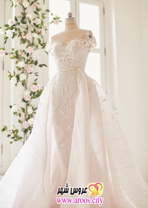 200 مدل لباس عروس از جدیدترین و شیک ترین عکس های سال ۲۰۲۰
