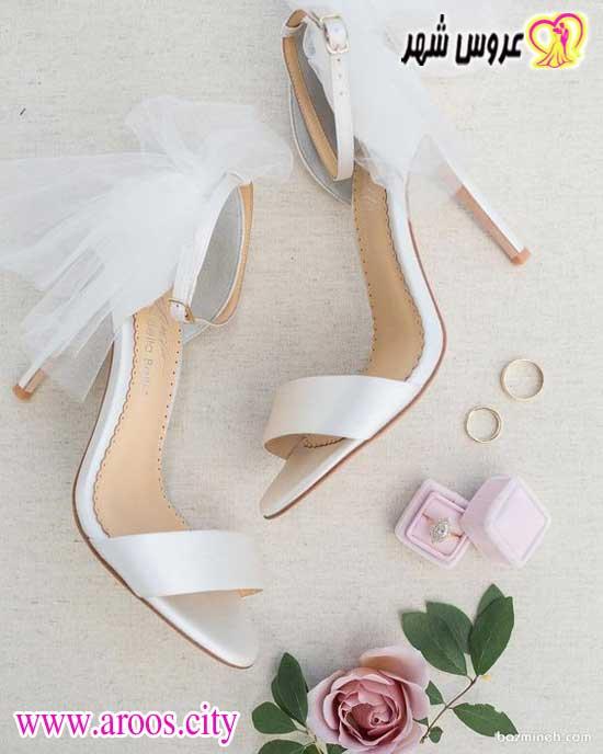 ایده های جالب برای عکاسی از حلقه و کفش عروس