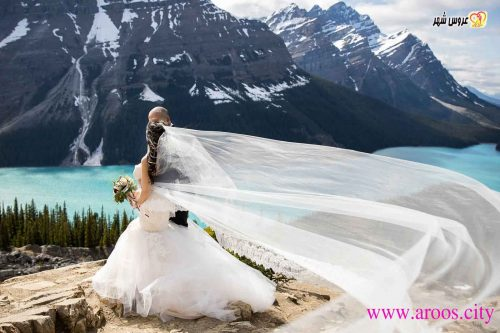 وسایل همراه برای عروس