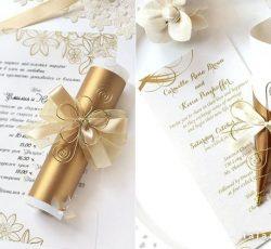 کارت عروسی – چاپ نقش اذین