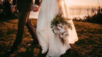 ایده عکاسی فرمالیته عروس و داماد